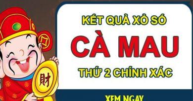 Nhận định KQXS Cà Mau 22/3/2021 thứ 2 cùng chuyên gia