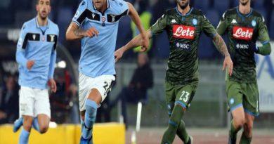 Nhận định kèo Napoli vs Lazio, 1h45 ngày 23/4 - Serie A