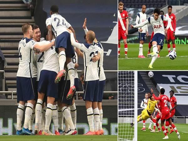 Tin bóng đá ngày 22/4: Gareth Bale và Son Heung Min tỏa sáng
