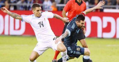 Soi kèo bóng đá Argentina vs Uruguay, 7h00 ngày 19/6