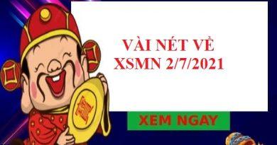dự đoán SXMN 2/7/2021