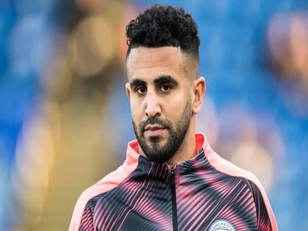 Tin chuyển nhượng bóng đá 20/7: Riyad Mahrez cam kết ở lại Man City