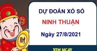 Dự đoán XSNT ngày 27/8/2021