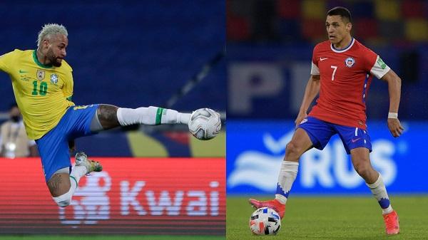 nhận định Chile vs Brazil 3/9